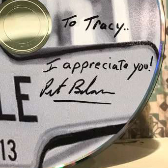 autographed cd sample